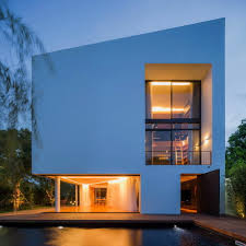 baan moom house in bangkok from integrated field studio