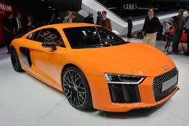 Audi R8 Limo - audi r8 v10 plus and e tron coupe