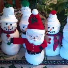 68 best snowman sock craft images on ideas