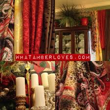 gypsy hippie scarf curtains what amber loves