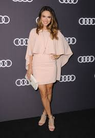 The Highlight Room Chrishell Stause At Audi Emmy Party At The Highlight Room