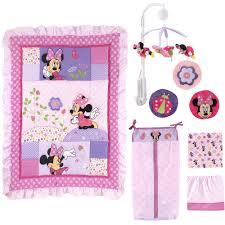 disney minnie mouse 8 piece crib bedding set disney babies