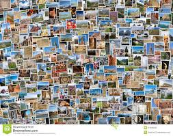 World travel collage stock photo image of depository 37943332