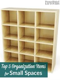small space organization top 5 organization items for small spaces