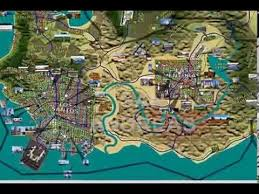 gta usa fan map