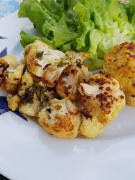 ma p tite cuisine by c est lundi c est veggie moelleux au quinoa chou fleur rôti