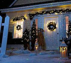 Cheapest Christmas Outdoor Lights Decorations by Best 25 Outdoor Christmas Light Projector Ideas On Pinterest