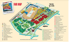 New York State Counties Map by New York State Fairgrounds Map New York State Fairgrounds