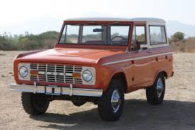 stroppe bronco 1973 ford bronco virgin for sale by tlc youtube