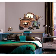 37 cars wall decals pics photos home sport car wall stickers disney cars mater wall accent pixar large decal sticker