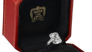 cartier engagement rings grace s engagement ring in sydney cartier displaying