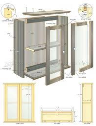corner kitchen wall cabinet plans bathroom wall cabinet plans woodarchivist