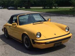 1986 porsche targa for sale 1976 porsche 911 for sale on classiccars com