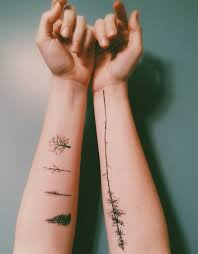 amazing branch and tree sleeve tattoos styles