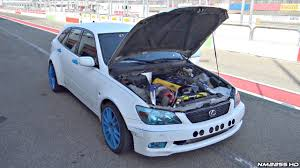 lexus is 300 turbo 2jz gte powered lexus is300 with toyota supra engine swap youtube