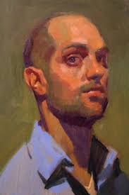 learn to paint a self portrait