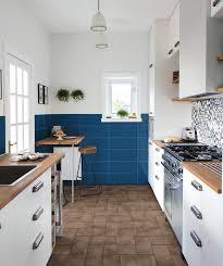 cuisine bleu ciel carrelage bleu ciel cuisine marazzi