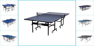 portable ping pong table top 10 best portable ping pong table reviews in 2018