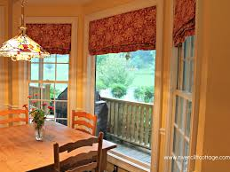 kitchen 23 simple window treatments for kitchen with dark
