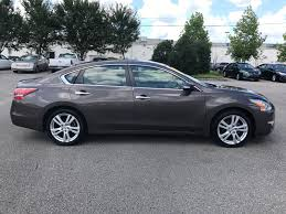 nissan altima for sale lincoln ne pre owned 2014 nissan altima 3 5 sl 4dr car in tallahassee 13458p