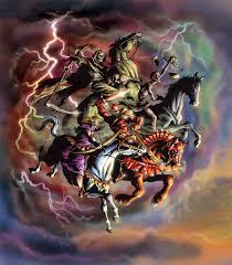 visions of judgment the horsemen of revelation united church of god