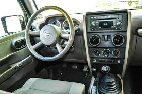 interior jeep wrangler 2007 jeep wrangler sahara review rnr automotive blog
