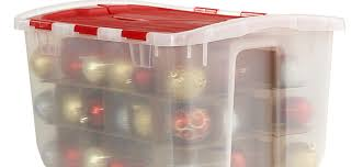 simple plastic storage container with sturdy