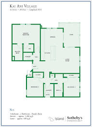 Honua Kai Floor Plans Kai Ani Village For Sale 2 Condos 7 Recent Sales