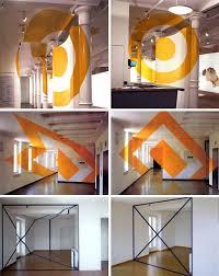 interior illusions home wall designs 10 optical illusion wall wall illusions