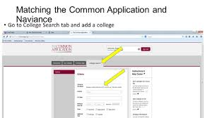 applying to college ppt download