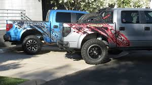 Ford Raptor Truck Decals - new add graphic kits page 2 ford raptor forum ford svt
