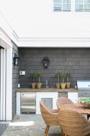 20 beautiful outdoor kitchen ideas black cabinet kitchens and