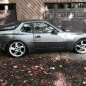 1988 porsche 944 turbo s for sale 1988 porsche turbo s silver metallic 951 porsche