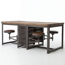 Industrial Looking Desk by The 25 Best Working Tables Ideas On Pinterest Wood Work Table