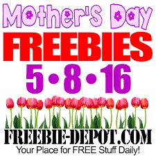 mothers day stuff free s day stuff 2016 s day freebies freebie depot