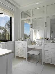 Vanity With Stool 25 Bathroom Bench And Stool Ideas For Serene Seated Convenience