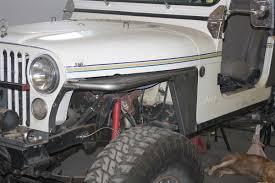 cj8 jeep jeep cj tube fenders