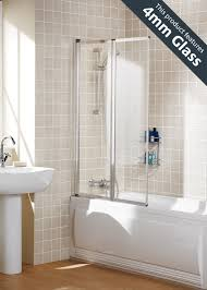 framed bath screen bath screens lakes bathrooms