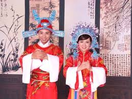 mariage traditionnel mariage traditionnel chinois rites et superstitions chine