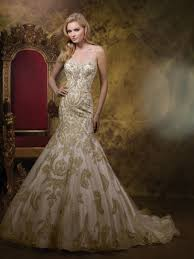 gold wedding dress gold wedding dress dresscab