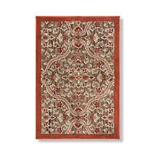 Brown Area Rug Area Rugs Accent Rugs Kmart