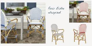 Patio Bistro Chairs Inspiration In Stages Parisian Cafe Inspired French Bistro