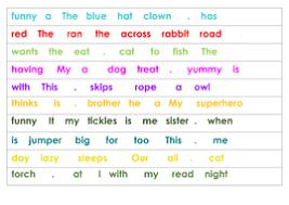 sentences ks1 by fullshelf teaching resources tes