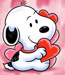 snoopy valentines day how to draw snoopy step by step valentines seasonal