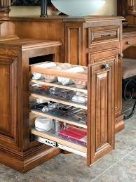 Kitchen Cabinet Sliding Organizers - kitchen cabinet sliding shelf hardware pull out shelves uk drawers