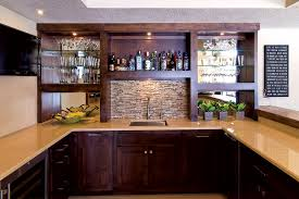 Finished Basement Bar Ideas New Ideas Modern Basement Bar Meadowview Basement Finished