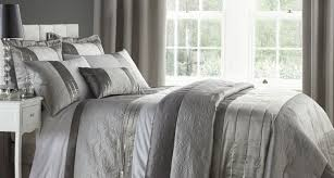 bedding set silver bedding sets stunning silver and white