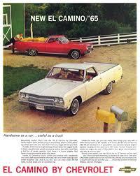 1977 el camino 1964 chevy el camino 2nd generation 1964 1967