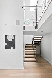 photos hgtv contemporary wood stairs and glass railing loversiq