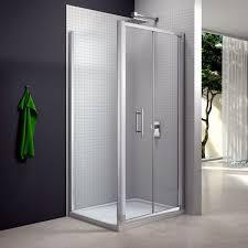 Merlin Shower Doors Merlyn Series 6 Bi Fold Shower Door Uk Bathrooms